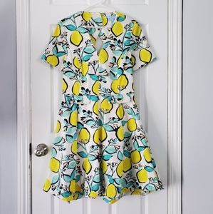 Draper James Lemon Orchard Dress